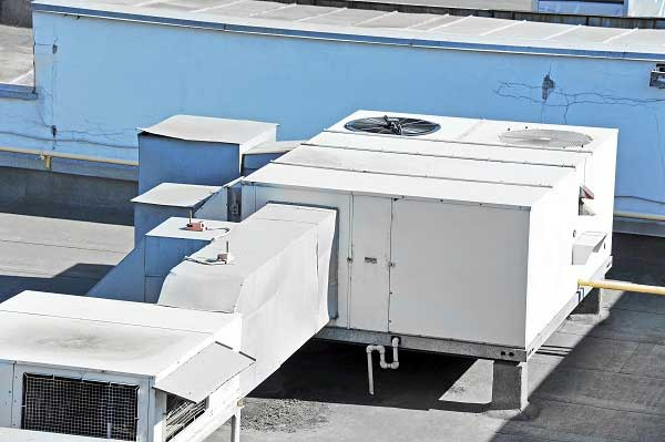 commercial real estate, HVAC