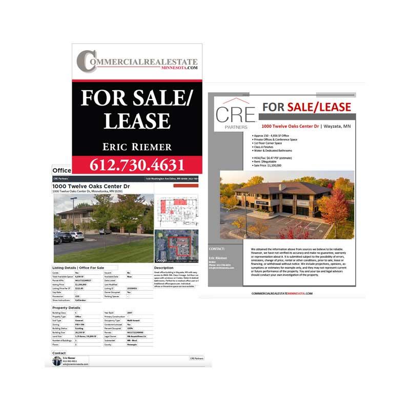 commercial real estate, marketing, basics