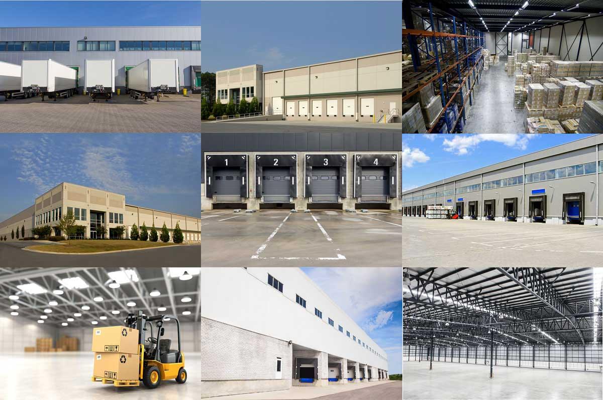 warehouse space bloomington mn