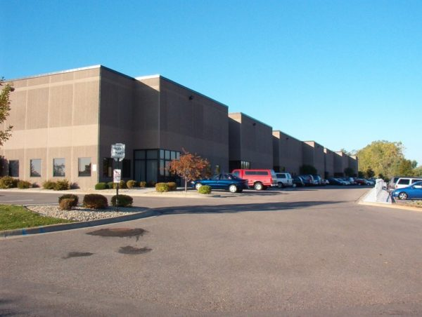 warehouse space listing example